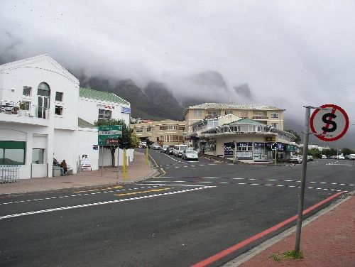 Camps Bay Nest Cape Town South Africa