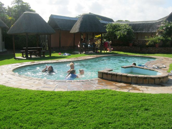 Green fountain farm resort port alfred south africa Parks with swimming pools in johannesburg
