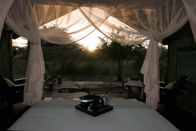 Haina Kalahari Lodge Ghanzi Botswana