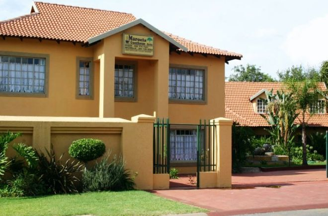 Brits South Africa  City new picture : Maroela Guesthouse Brits, Brits, South Africa