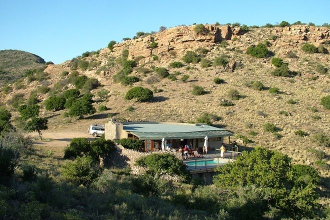 Willowmore South Africa  City new picture : Sederkloof Lodge, Willowmore, South Africa