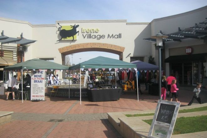 Irene Village Mall, Pretoria, South Africa