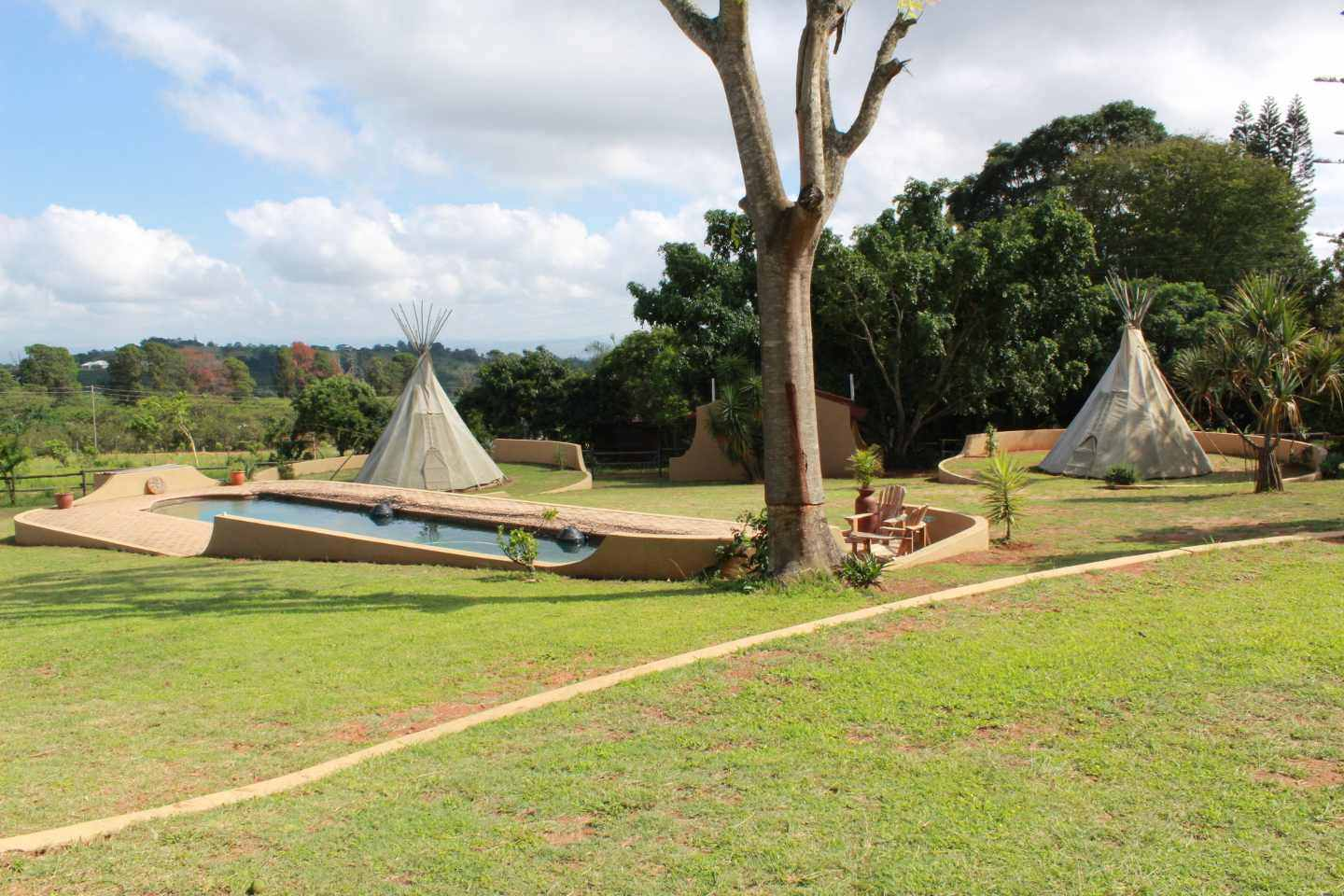 Camping Beds For Tents >> Amazing Glamping and Camping Spots Near Joburg