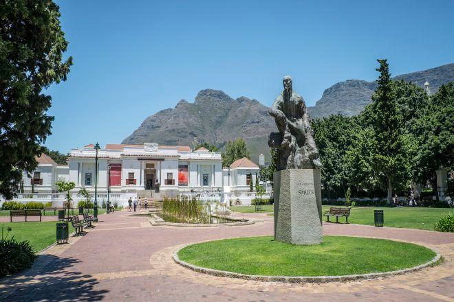 Orange Park Mall >> Company Gardens, Cape Town