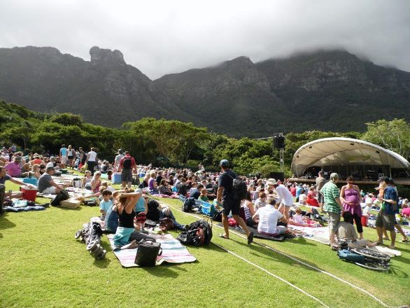 Accommodation Near Kirstenbosch Summer Concerts Cape Town