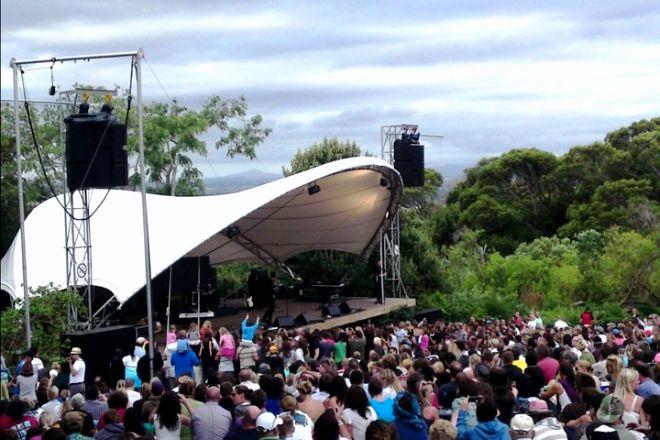 Kirstenbosch Summer Concerts Cape Town South Africa