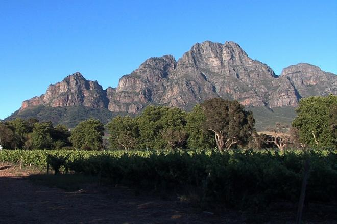 Cape Winelands Cape Winelands South Africa