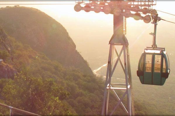 Aerial Cableway Hartbeespoort Aerial Cableway