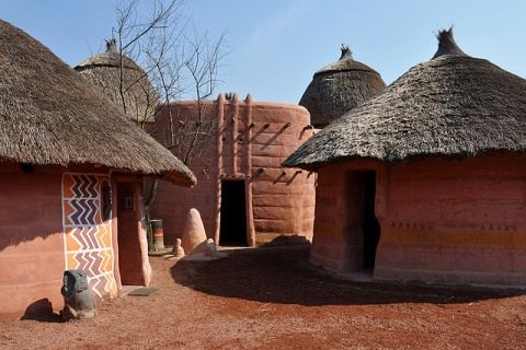 Bakone Malapa Northern Sotho Open Air Museum Polokwane