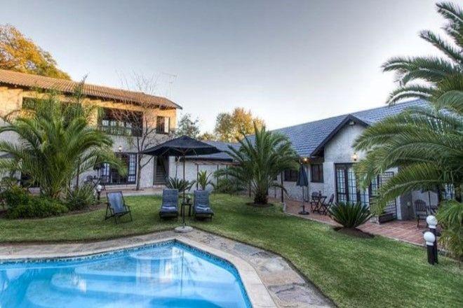 Star Hotels In Johannesburg