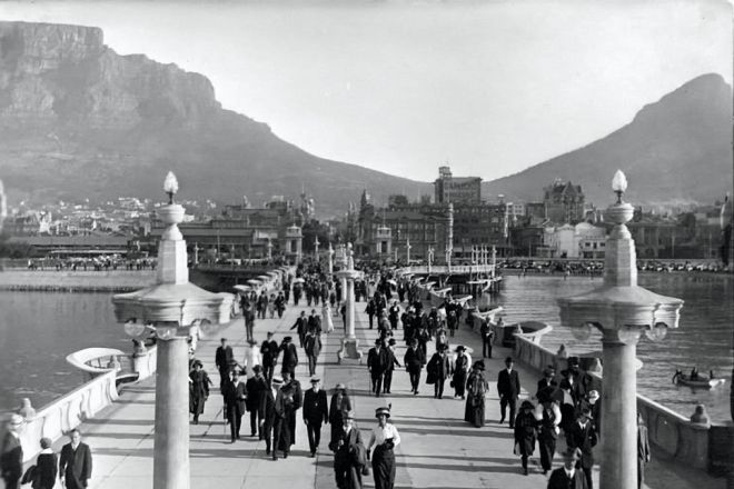 Image result for cape town 1900 photos
