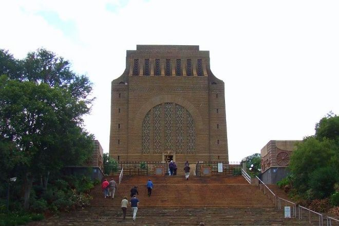 The Voortrekker Monument Pretoria South Africa