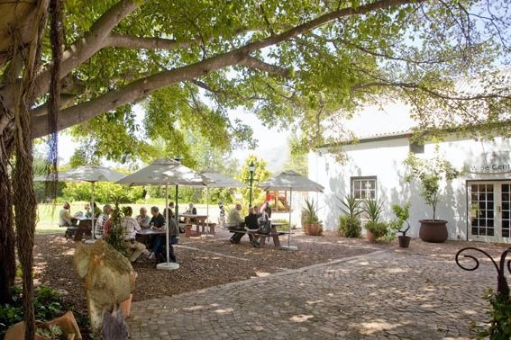 Blaauwklippen wine estate stellenbosch south africa for Jardin winery south africa
