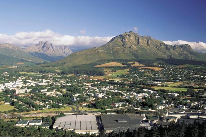 Stellenbosch Wine Tours From Cape Town