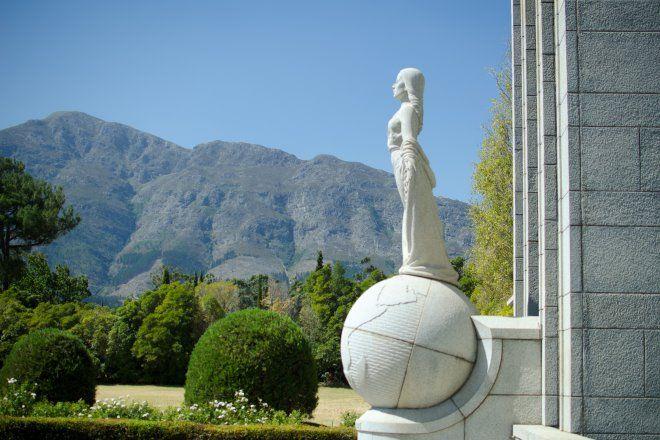 Huguenot Memorial Franschhoek South Africa