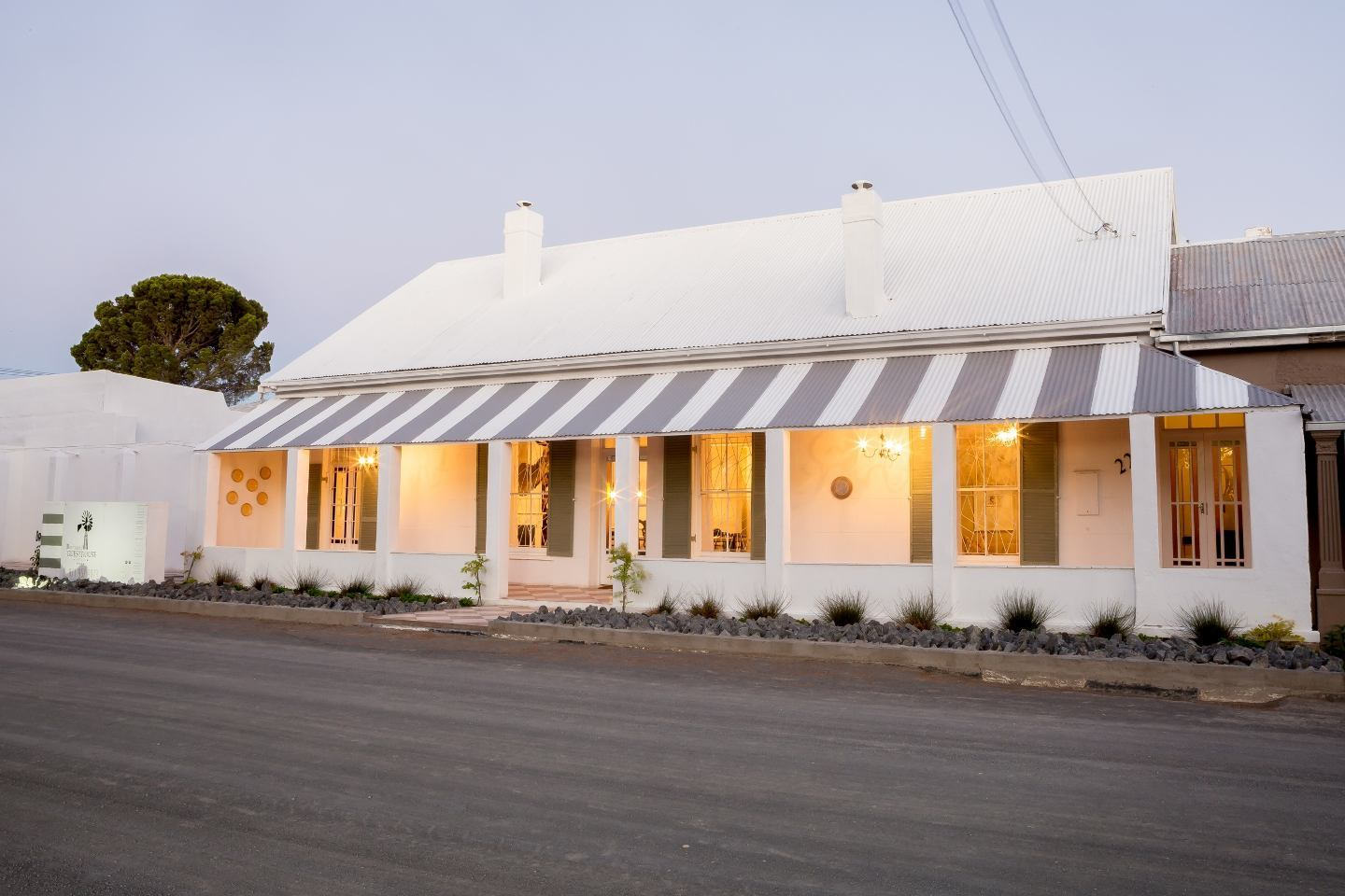 Boutique getaway to the karoo for Boutique getaways