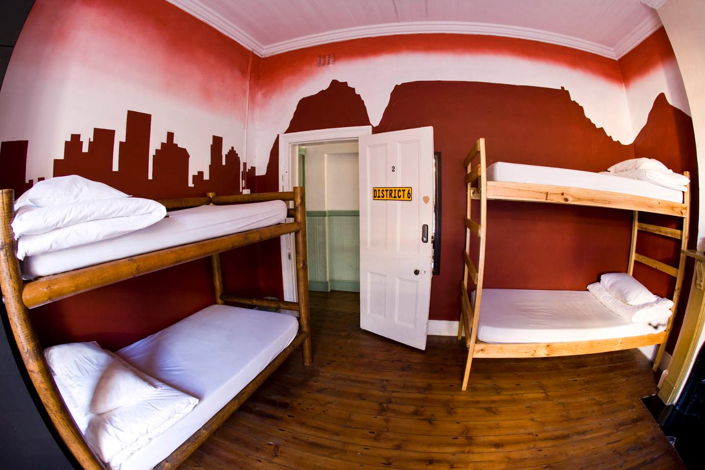 33 South Backpackers Cape Town