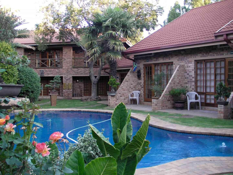 Aark Guest Lodge Vanderbijlpark South Africa