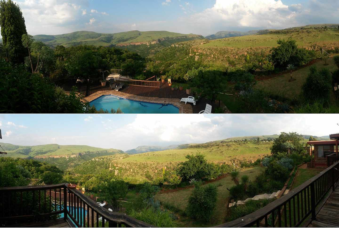 Acra Retreat Mountain View Lodge Waterval Boven