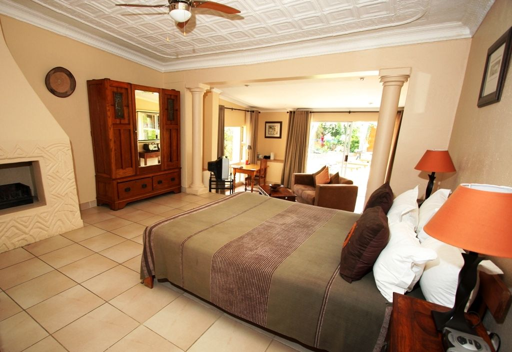 African Roots Guesthouse Polokwane Pietersburg South Africa