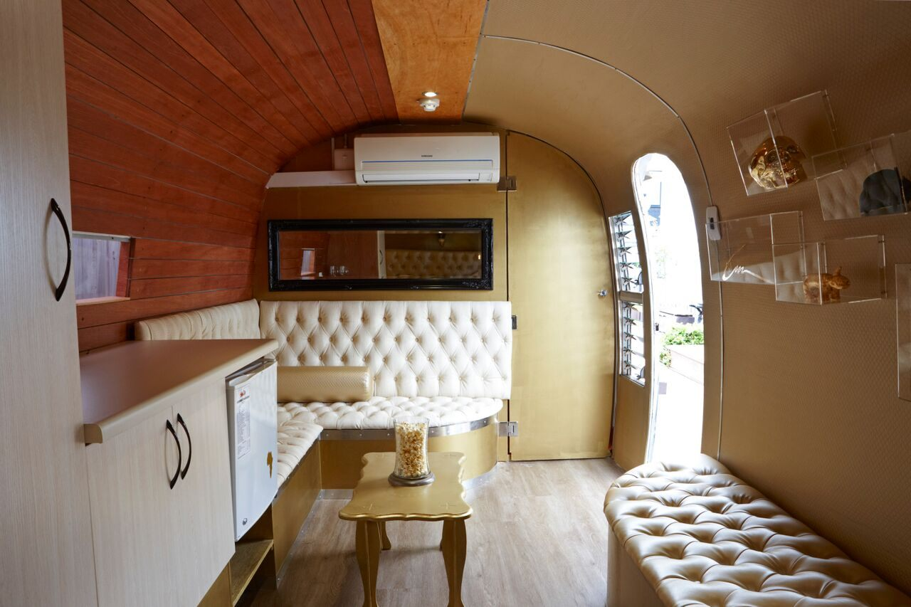 Pictures of airstream trailer park the grand daddy