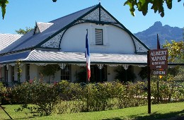 Albert Manor Guest House