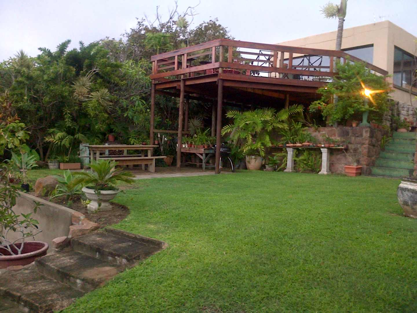 Scottburgh South Africa  City pictures : Ambercrest Bed & Breakfast/Self Catering, Scottburgh, South Africa