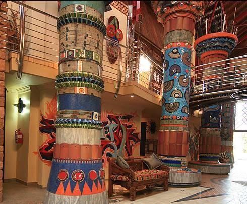 Ammazulu African Palace Durban South Africa