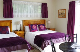 Triple Room with Double and Single Beds