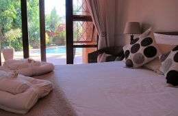 Double Bed - Pool View