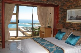Ocean Suite Bedroom with Sea View