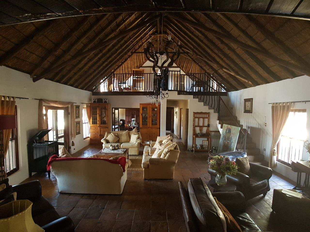 Bankenveld house bed and breakfast krugersdorp south africa for Bed and breakfast home