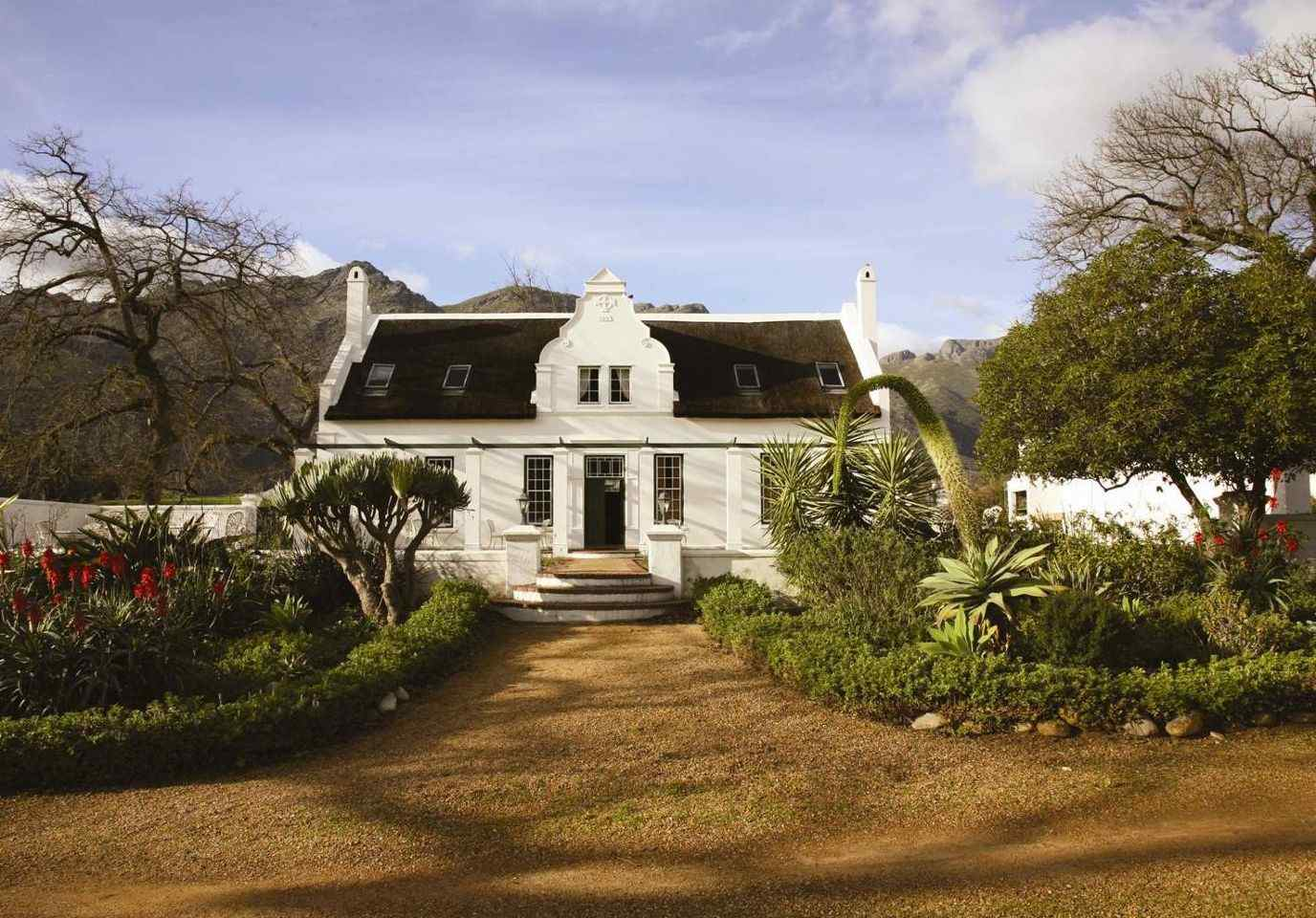 Basse provence guest house franschhoek south africa for Provence home
