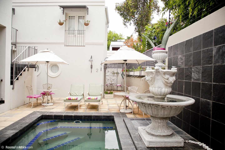 Batavia Boutique Hotel Stellenbosch South Africa