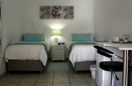 Budget Room with Two Single Beds - 1 or 2 Persons