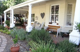 Belgravia Bed and Breakfast Kimberley