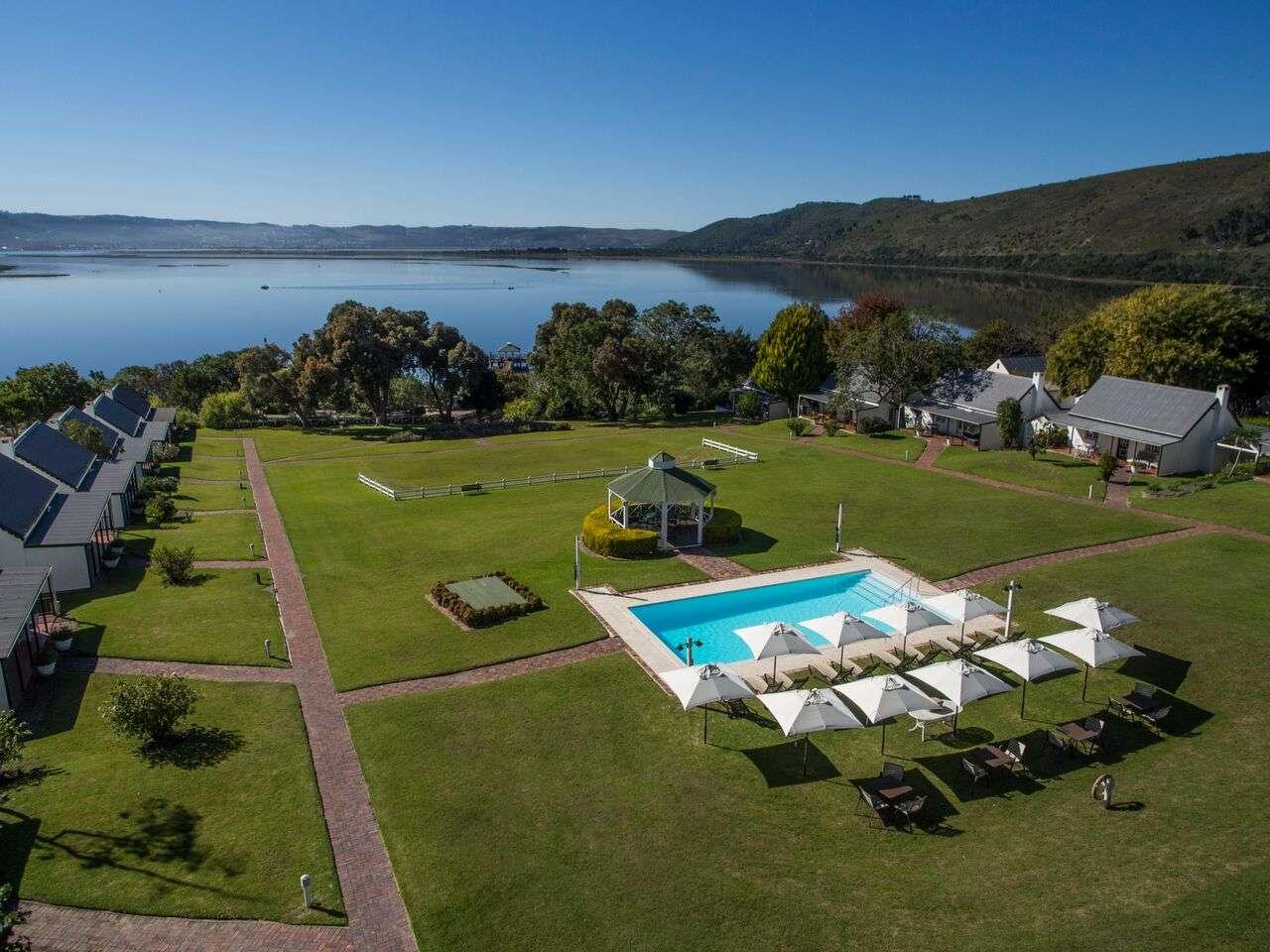 Belvidere Manor Hotel Knysna South Africa