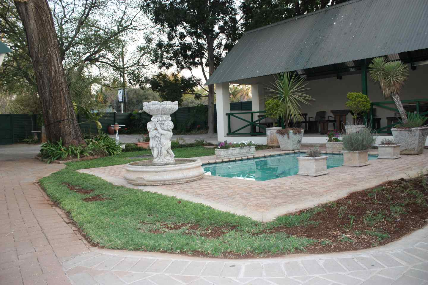 Brits South Africa  city pictures gallery : Big Tree Guesthouse, Brits, South Africa