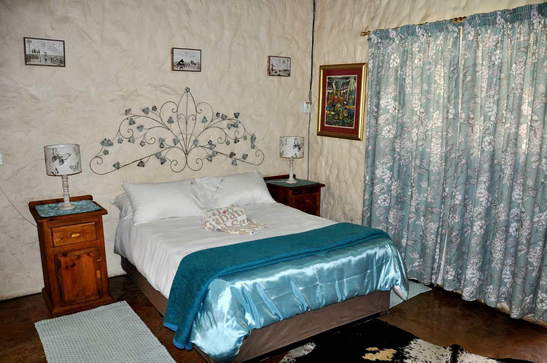 Blou Windpomp Guest Lodge Delmas