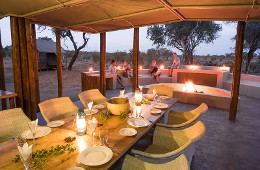 Buffelshoek Tented Camp Manyeleti Game Reserve