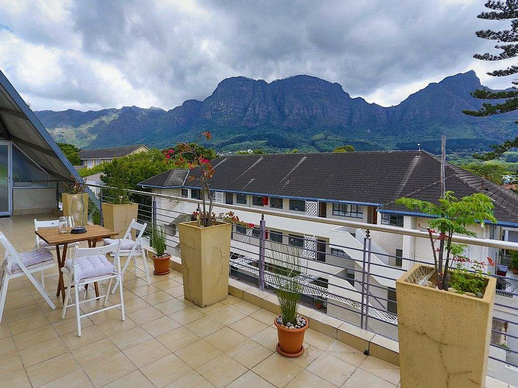 Cape Town Loft Apartment With Mountain View Cape Town