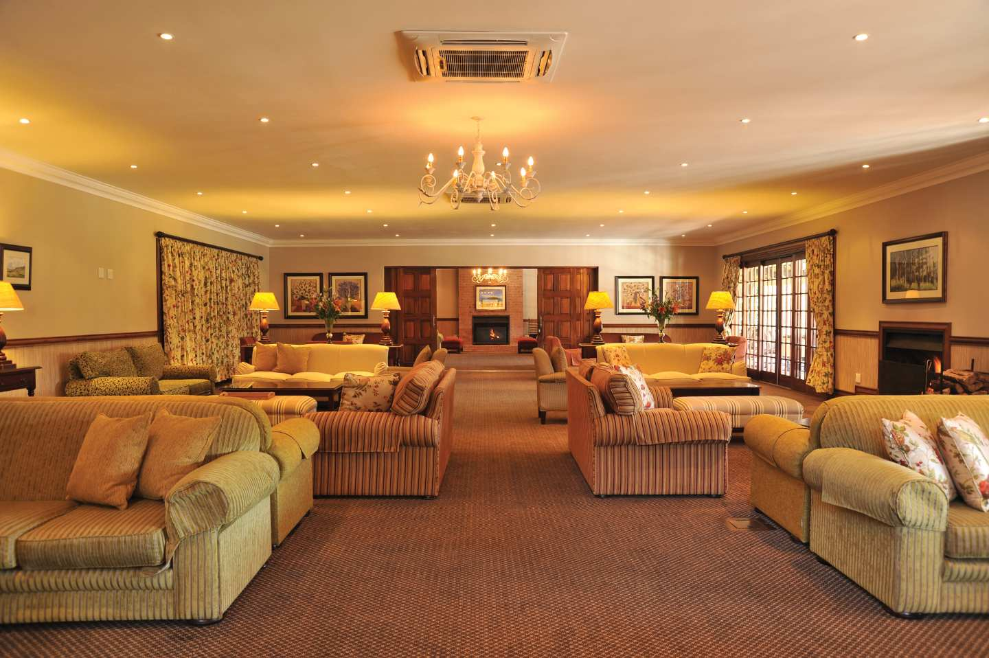 How Large Room Bookings