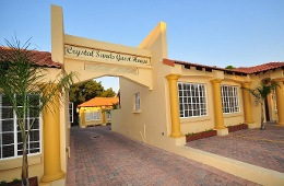 Crystal Sands Guest House Rustenburg