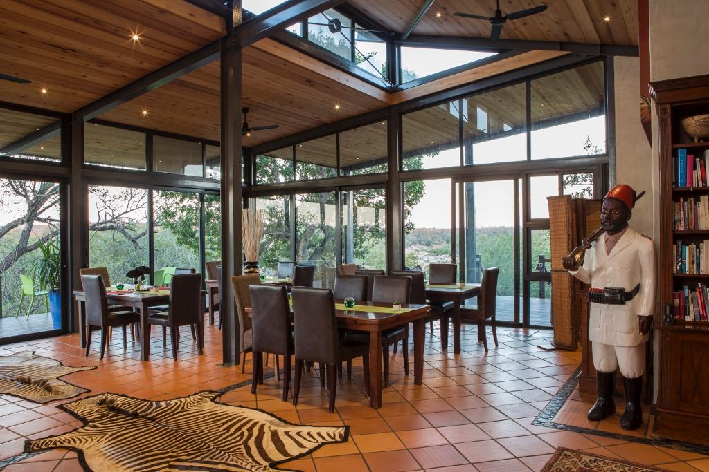 Greenfire Game Lodge Balule Game Reserve South Africa