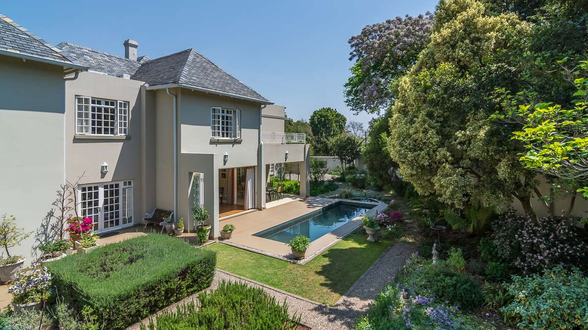 Dunkeld Manor Johannesburg