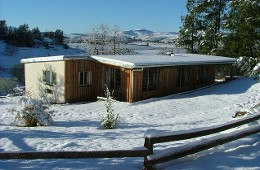 Eagles' Rock Mountain Retreat Underberg