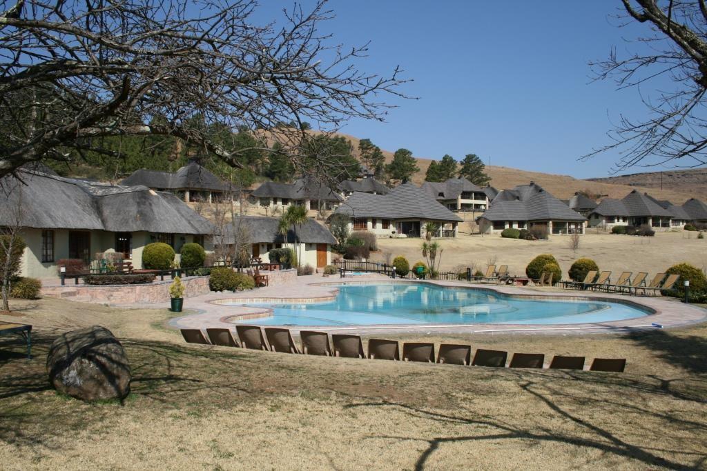Fairways Holiday Accommodation Underberg