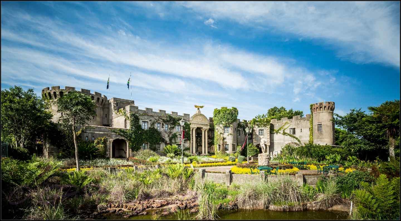 Flycatcher Castle Graskop South Africa