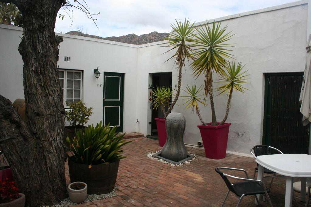 Four Oaks Restaurant Montagu South Africa