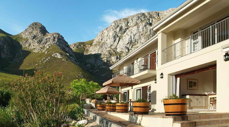francolinhof guest house  hermanus  south africa